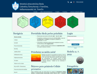 szstn.edupage.org screenshot