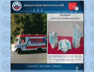 sztab.rybnik.pl screenshot
