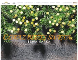 szwajcarka.pl screenshot