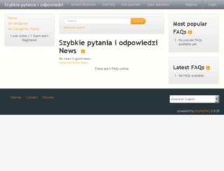 szybkiepytania.pl screenshot