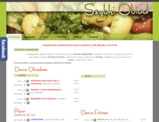 szybkiobiad.com screenshot