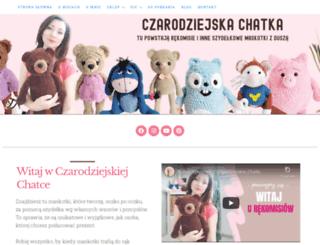 szydelkowe-chwile.pl screenshot