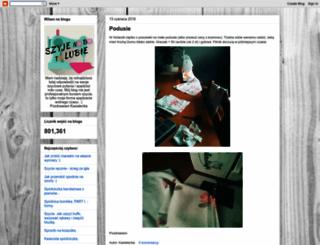 szyjenobotolubie.blogspot.fr screenshot