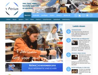t-atrium.nl screenshot