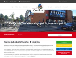 t-carillon.nl screenshot