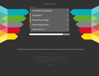 t-classical.com screenshot