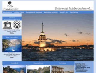 t-gotravelservices.com screenshot