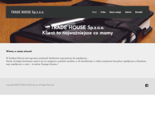 t-house.com.pl screenshot