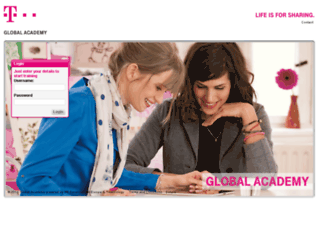 t-mobile-academy.com.mk screenshot