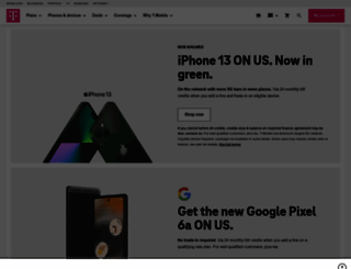 t-mobile.net screenshot