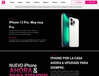 t-mobilepr.com screenshot