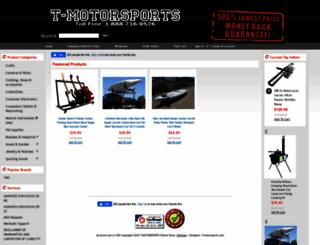 t-motorsports.com screenshot