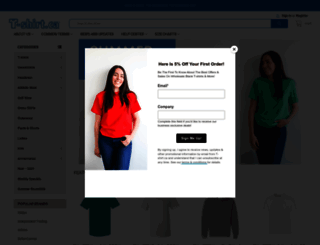 t-shirt.ca screenshot