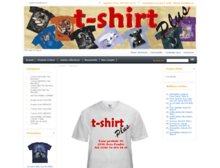 t-shirtplus.ch screenshot