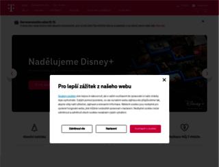 t-zones.cz screenshot