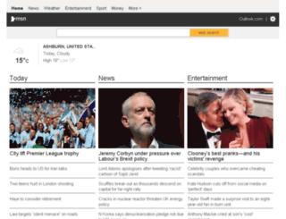 t.acer13.uk.msn.com screenshot