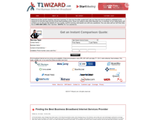 t1wizard.com screenshot