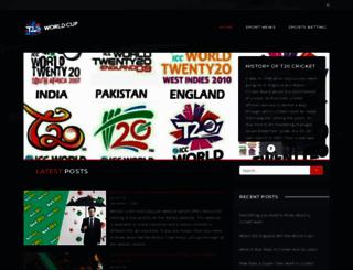 t20-worldcup.in screenshot