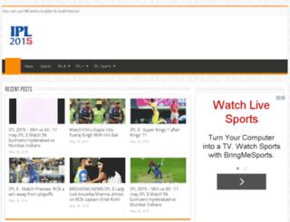 t20hub.com screenshot