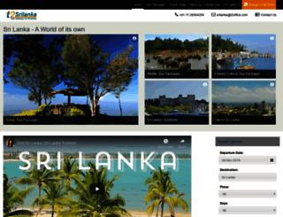 t2srilanka.com screenshot