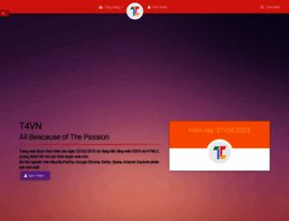 t4vn.com screenshot