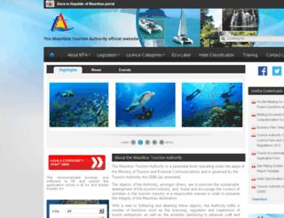 ta.gov-mu.org screenshot