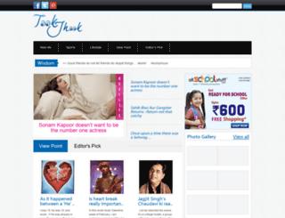 taakjhaak.com screenshot