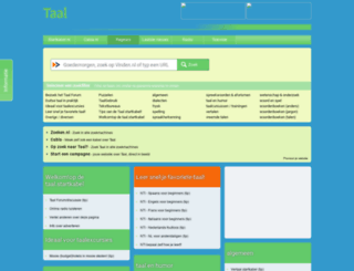 taal.startkabel.nl screenshot