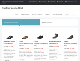 taalcursusdelft.nl screenshot