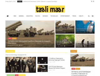 taalimaar.com screenshot