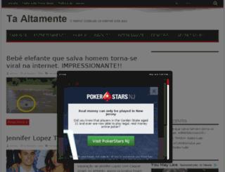taaltamente.com screenshot