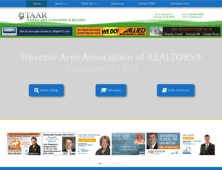 taar.com screenshot