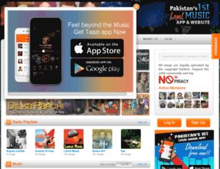 taazi.pk screenshot