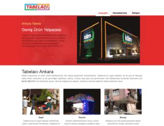 tabelaci.info.tr screenshot