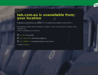 tabfootytipping.com.au screenshot