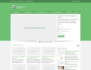 tabiat.net screenshot