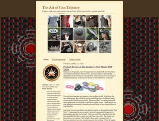 tabistry.blogspot.com screenshot