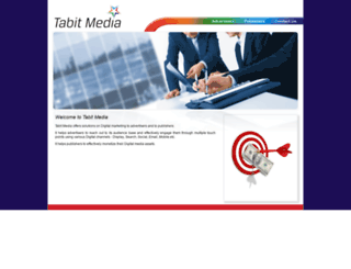 tabitmedia.com screenshot
