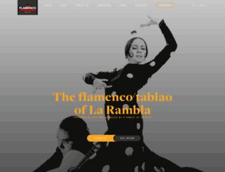 tablaocordobes.com screenshot