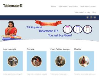 tablemate2-price.com screenshot