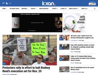 tablet-origin.kxan.com screenshot
