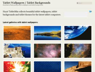 tabletmix.com screenshot