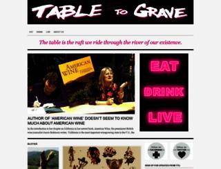 tabletograve.com screenshot