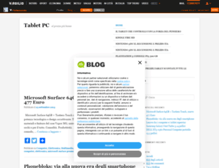 tabletpertutti.myblog.it screenshot