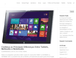 tabletsbaratos.com.br screenshot