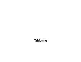 tablo.me screenshot