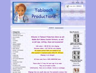 tabloach.auctivacommerce.com screenshot