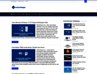 tabloidhape.com screenshot