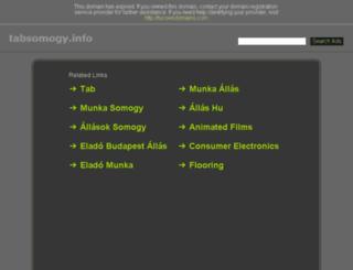 tabsomogy.info screenshot
