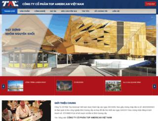 tac-industry.com screenshot